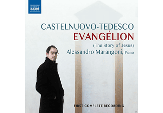 Alessandro Marangoni - Evangélion - The Story Of Jesus - (CD)