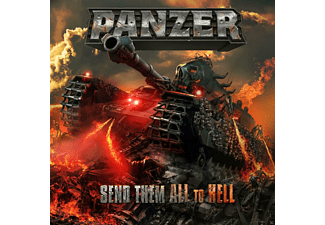 The German Panzer - Send Them All To Hell - (Vinyl)