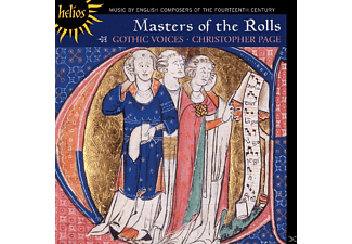 Gothic Voices - Masters Of The Rolls - (CD)