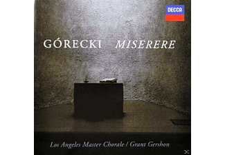 Los Angeles Master Chorale - Miserere - (CD)