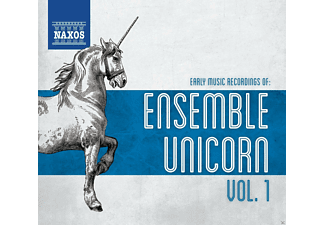 Ensemble Unicorn - Ensemble Unicorn Vol.1 - (CD)
