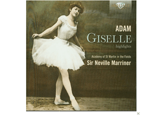 Marriner Neville, Academy Of St.marin In The Fields/marinner - Adam: Giselle - (CD)