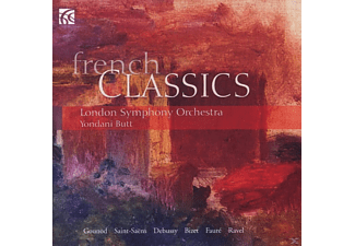 London Symphony Orchestra - French Classics - (CD)