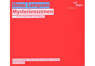 International Mahler Orchestra - Mysterienszenen - (CD)
