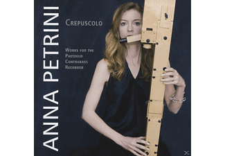 Anna Petrini - Works Für The Paetzold Contrabas Reco - (CD)
