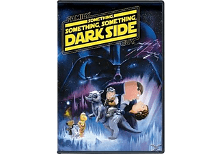Family Guy: Something, Something, Something Dark Side DVD