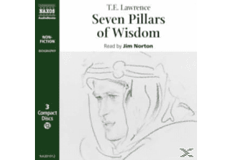 Seven Pillars of Wisdom - 3 CD - Hörbuch