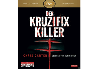 Der Kruzifix-Killer - 1 MP3-CD - Krimi/Thriller