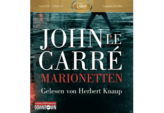 Marionetten - 1 MP3-CD - Krimi/Thriller