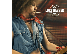 Luke Gasser - Flicker - (CD)