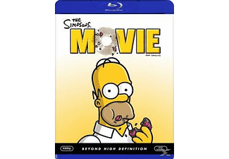 BRST SIMPSONS THE MOVIE Blu-ray