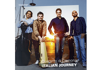 Quartetto Di Cremona - Italian Journey - (CD)
