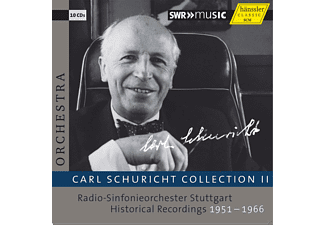 Radio-Sinfonieorchester Stuttgart - Carl Schuricht Collection II - (CD)