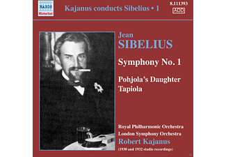 Royal Philharmonic Orchestra - Sinfonie 1/Pohjola's Daughter/Tapiola - (CD)