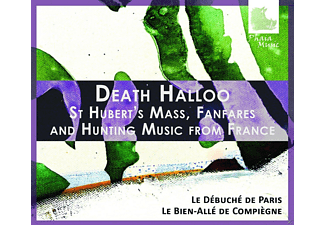 VARIOUS - Death Halloo - Hunting Music From France - (CD)