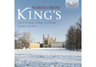 Choir Of Kings College Cambridge - Carols From King's - (CD)