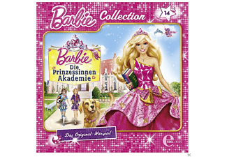 Barbie - Barbie Collection 14: Die Prinzessinnen Akademie - (CD)
