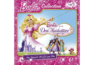 Barbie - Barbie Collection 10: Barbie und die Drei Musketiere - (CD)