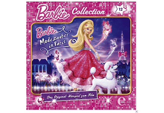 EDEL GERMANY GMBH Barbie Collection 12: Modezauber in Paris