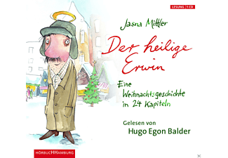 Der heilige Erwin - 1 CD - Humor/Satire