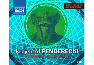 VARIOUS, National Philharmonic Choir Warsaw, Warsaw National Philharmonic Orchestra, Polish National Symphony Orchestra - Symphonien Und Andere Orchesterwerke - (CD)