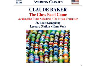 ST. LOUIS SYMPHONY - The Glass Bead Game - (CD)