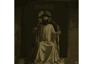 Hell Militia - Jacob's Ladder (Incl.Dropcard) - (Vinyl)