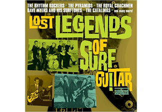 VARIOUS - Lost Legends Of Surf Guitar - (Vinyl)