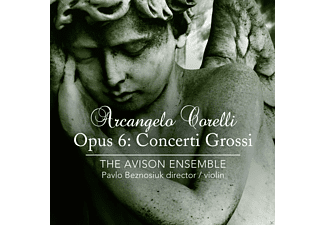 The Avison Ensemble - Concerti Grossi Op.6 - (SACD Hybrid)