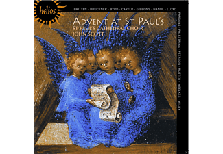 John Scott - Advent At St.Paul's - (CD)
