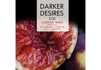 Div Klassik - Darker Desires - (CD)