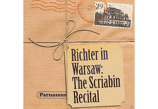 Richter Svjatoslav - Richter In Warsaw: The Scriabin Recital [CD]