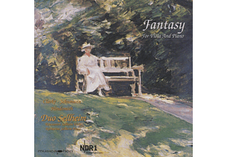 Duo Sellheim - Fantasy for Viola and Piano - (CD)