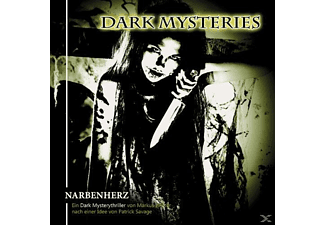 Dark Mysteries 05: Narbenherz - 1 CD - Horror