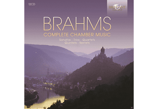 VARIOUS - Brahms: Complete Chamber Music - (CD)