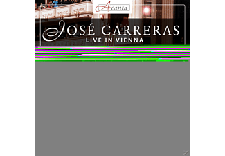 José Carreras, Vincenzo Scalera - José Carreras-Live in Vienna - (CD)