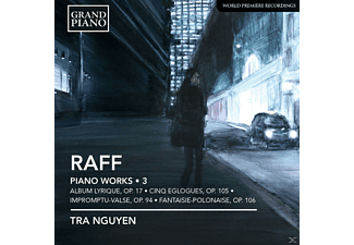 Tra Nguyen - Piano Works 3 - (CD)
