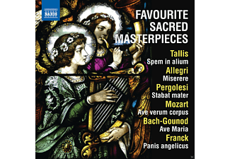 VARIOUS - Favourite Sacred Masterpieces - (CD)