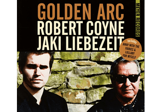 Robert Coyne, Jaki Liebezeit - Golden Arc - (CD)
