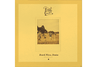 P.O.N.D. - Beard Wives Denim [CD]