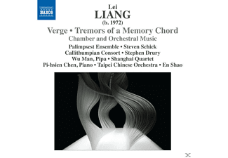 VARIOUS - Verge/Tremors of a Memory Chord/+ - (CD)