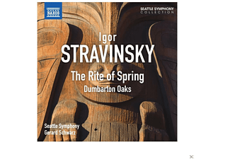Gerard Schwarz, Seattle Symphony Orchestra - The Rite Of Spring - (CD)