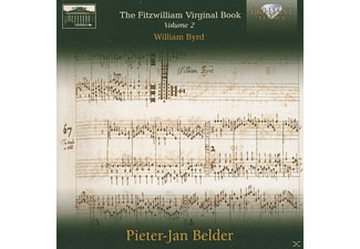 Pieter-jan Belder - The Fitzwilliam Virginal Book-Vol.2 - (CD)
