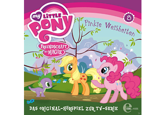 My Little Pony - My Little Pony 08: Pinkie Weisheiten - (CD)