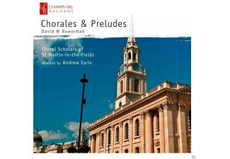 Choral Scholars of St Martin-in-the-Fields - Chorales & Preludes - (CD)