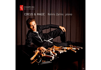 Reinis Zarins - Circus & Magic - (CD)