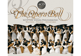 Wiener Philharmoniker - The Opera Ball: Waltzes - Polkas - Overteres - (CD)
