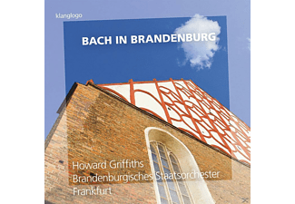 Brandenburgisches Staatsorchester - Bach In Brandenburg [CD]