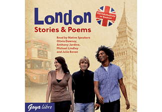 London - Stories + Poems - (CD)