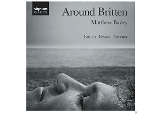 Matthew Barley - Around Britten - (CD)